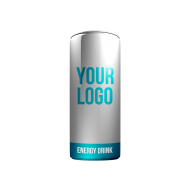 Promo energy drink COLA