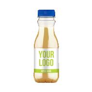 Promo own label juice bottles - Apple Juice 330 ml