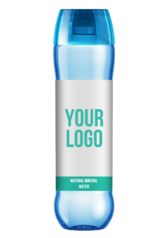 Promotional mineral water