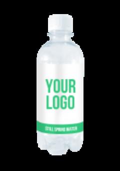Custom label spring water - 330ml