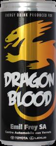 Promo Energy Drink plechovka 250 ml - Samolepka