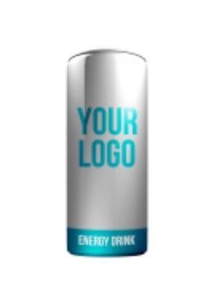 Promo energy drink COLA