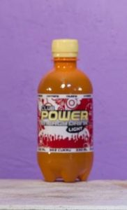 Promo power energy drink PET lahev