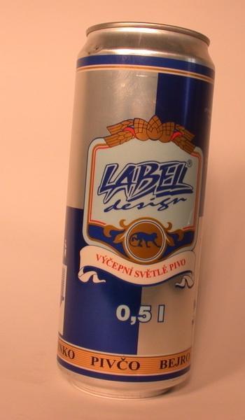 Promo pivo v plechovce
