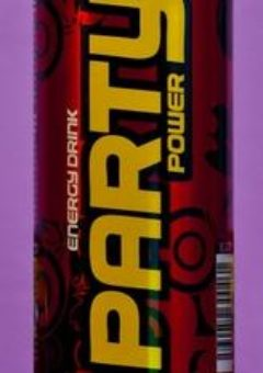 Promo power energy drink