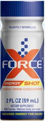 Promo X-force energetický koncentrát