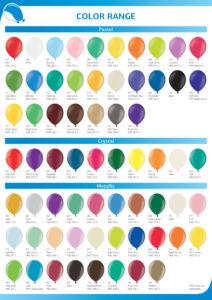 reklamni balonky barevnice pro tisk