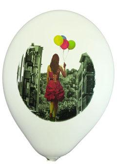 reklamní balonky, promo ballons